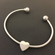 Loyal Heart Cremation Bangle