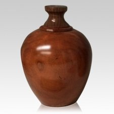 Loyal Wood Pet Cremation Urn