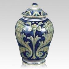 Luchia Ceramic Cremation Urn