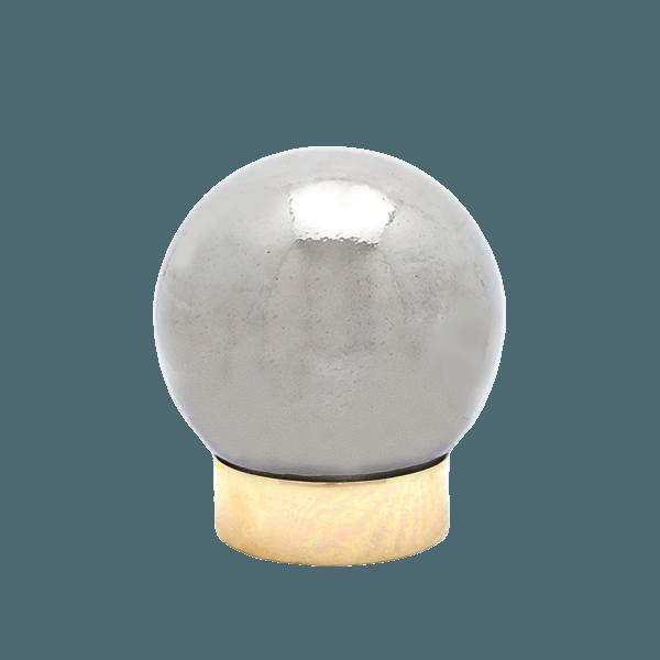 Lunar Glass Small Child Cremation Urn