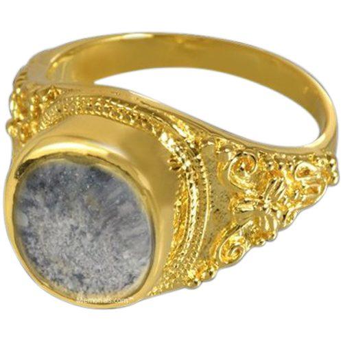 Lunette Cremation Ring IV