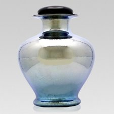 Luster Glass Cremation Urn