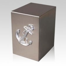 Lustro Anchor Steel Urn
