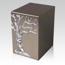 Lustro Arbor Vitae Steel Urn