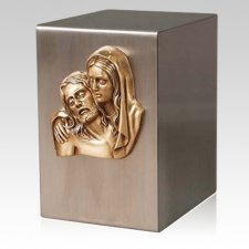 Lustro Holy Mother Steel Urn