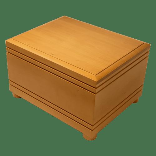 Estate Pet Oak Cremation Urn