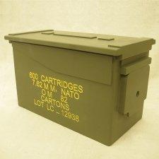 M60 Ammo Military Urn