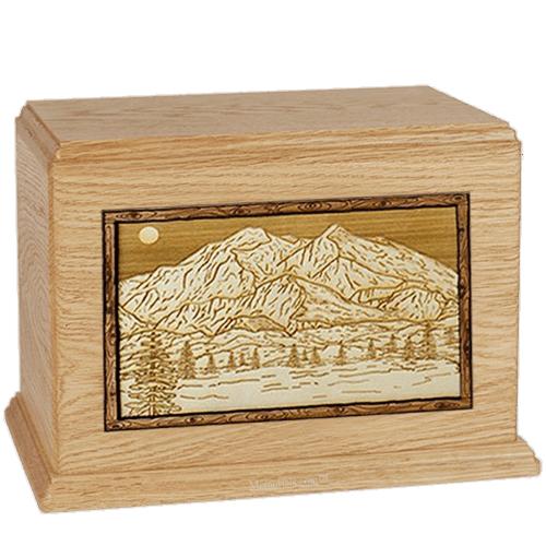 Mt McKinley Maple Companion Urn