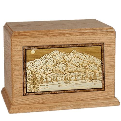Mt McKinley Oak Companion Urn