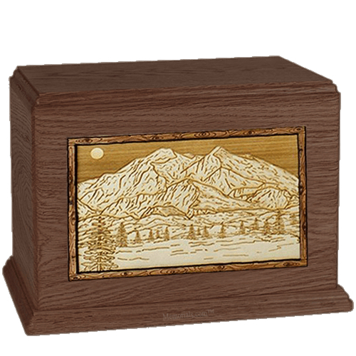 Mt McKinley Walnut Companion Urn