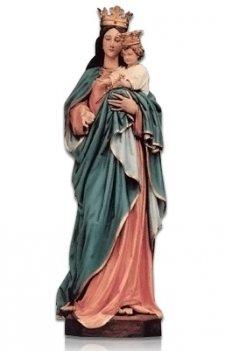 Madonna Ausiliatrice Large Fiberglass Statues