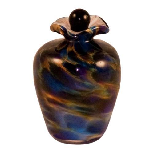 Mahina Glass Pet Keepsake Urn
