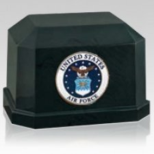 Major Air Force Cremation Urn
