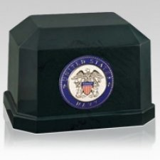 Major Navy Cremation Urn