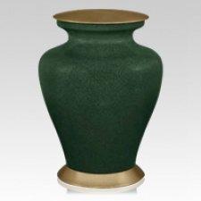 Malachite Cremation Urn