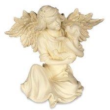 March Mini Angel Keepsake