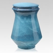Mare Ceramic Cremation Urn