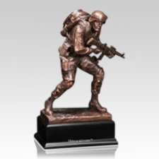 Marine Rifleman Keepsake Urn