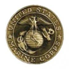 Marines Seal Medallion Appliques