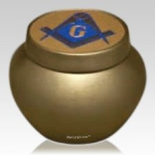 Masonic Classic Keepsake Urn