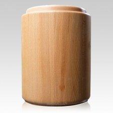 Masterly Wood Cremation Urn