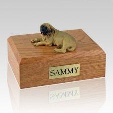 Mastiff Laying X Large Dog Urn