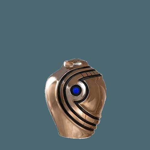 Matador Lapis Bronze Keepsake Urn