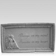 Memorial Angel Stone