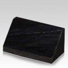 Memory Black Keepsake Cremation Urn
