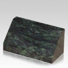 Memory Green Keepsake Cremation Urn