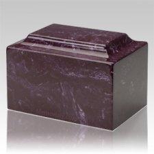 Merlot Marble Keepsake Cremation Urn