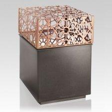 Metrico Metal Cremation Urn
