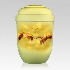 Michael Angelo Biodegradable Urn