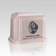 Millennium Cream Keepsake Marble Urn