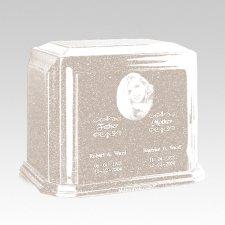 Millennium Frost Marble Urns