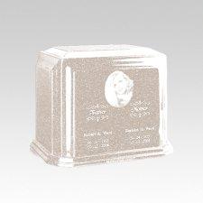 Millennium Frost Medium Marble Urn