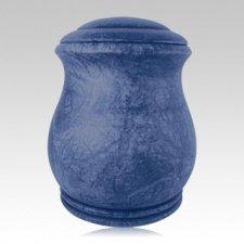 Serenity Blue Keepsake Cremation Urn