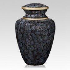 Minuit Cloisonne Cremation Urn
