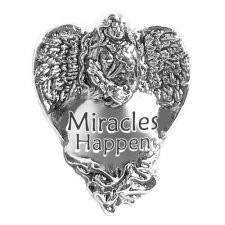 Miracle Angel Lapel Pins