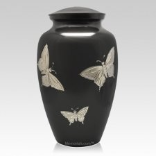 Moderate Butterfly Cremation Urn