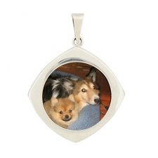 Moderne Photo Pendants