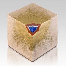 Strati Art Cremation Urn