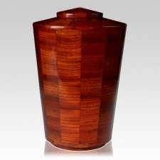 Montabella Large Wood Urn