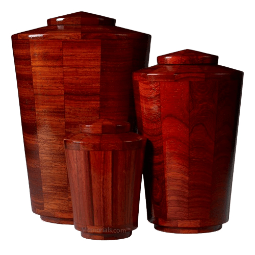 Montabella Wood Cremation Urns