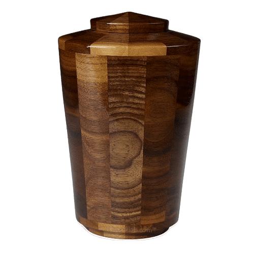 Montenegro Wood Urn