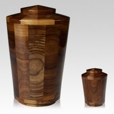 Montenegro Wood Cremation Urns