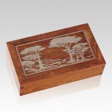 Monty Caribbean Cremation Urn