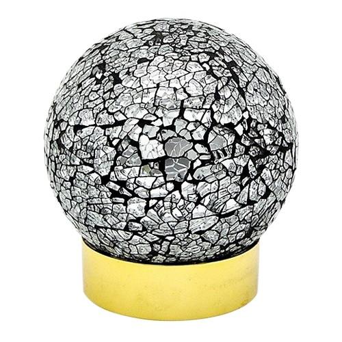 Moonbeam Glass Keepsake Urn