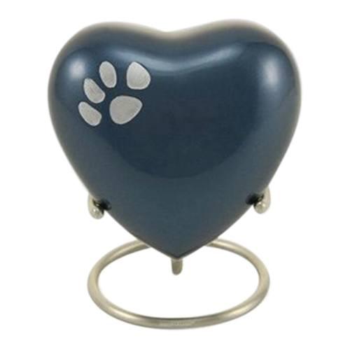 Moonlight Heart Pet Keepsake Urn
