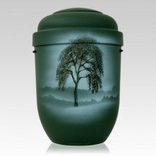 Morning Dew Biodegradable Urn